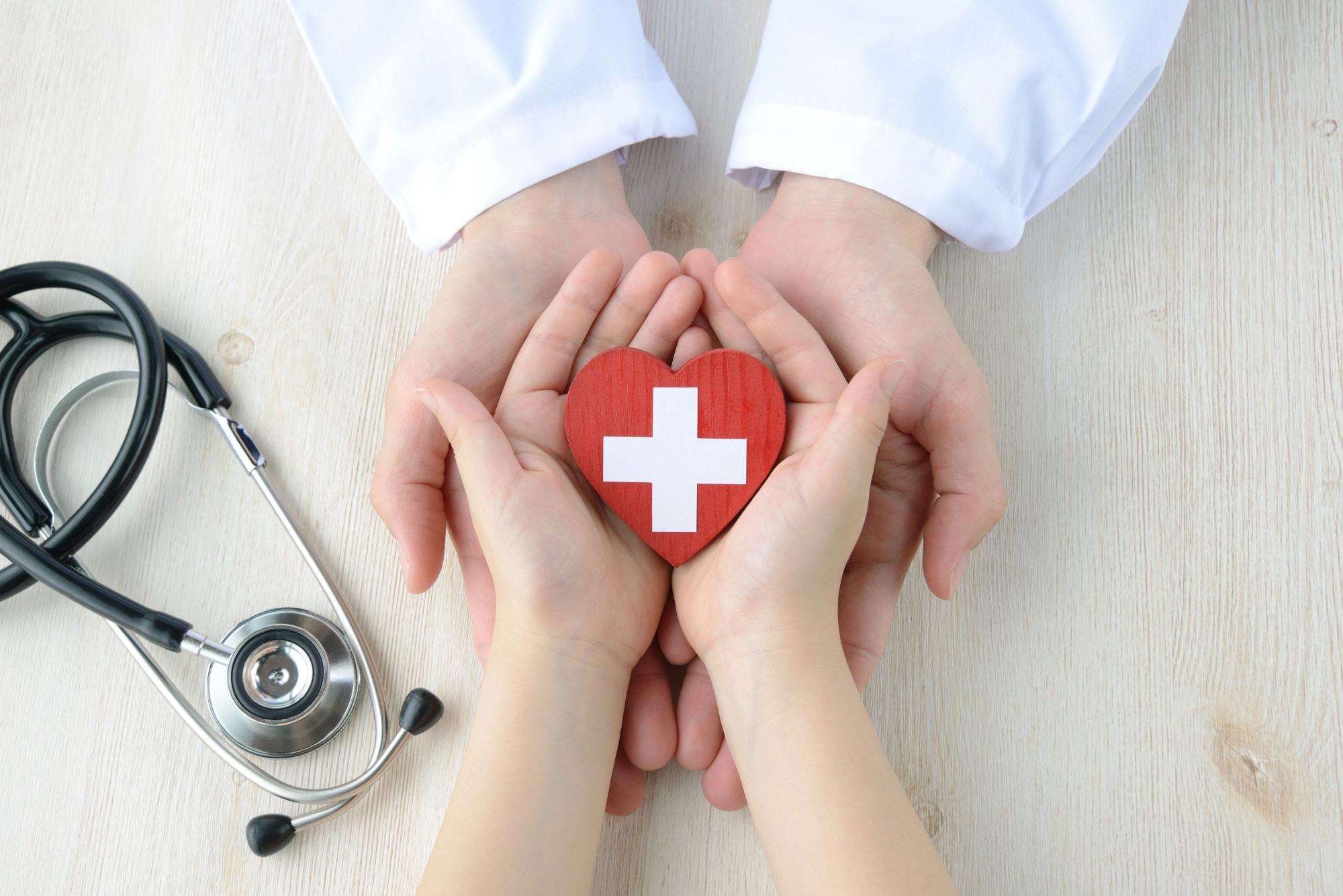 Medical concepts, safe support